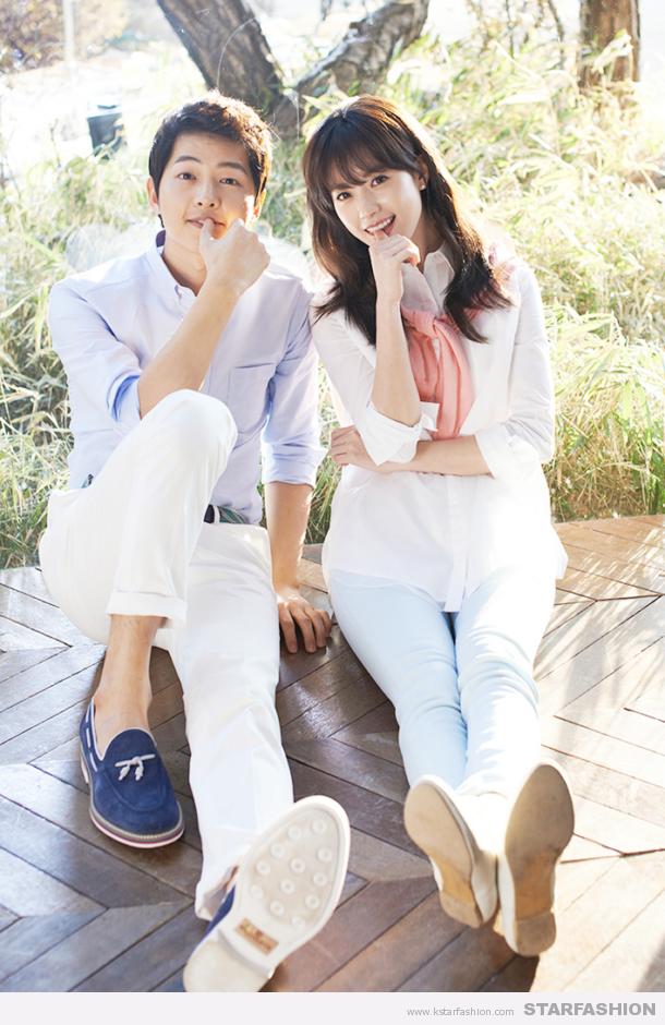 Song joong ki and ji hyo dating