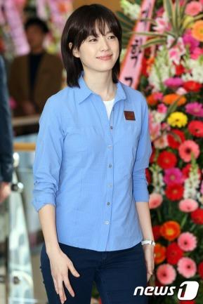 한효주 '싱그러운 봄빛미소'
